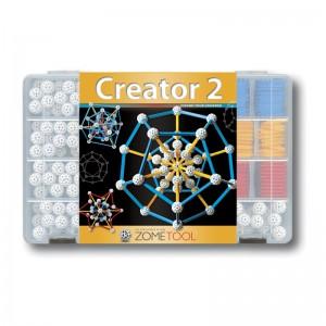 Zometool Creator 2 Geometriebaukasten