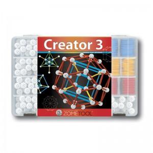 Zometool Creator 3 Geometriebaukasten