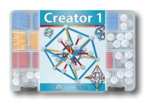 Zometool Creator 1 Geometriebaukasten