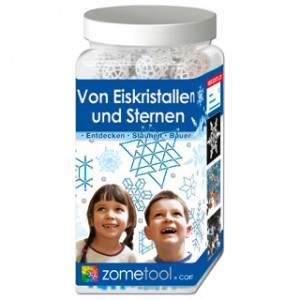 Zometool  Von Eiskristallen und Sternen