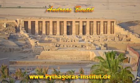 Der Tempel von Seti I in Abydos